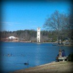 Furman University Lake
